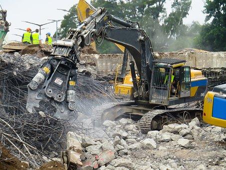 Crash, Demolition, Destroyed, Ruin