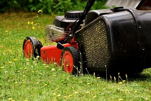 lawn mower 2430725 340 1