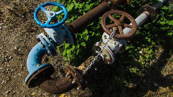 Pipe, Taps, Plumbing, Water, Valve