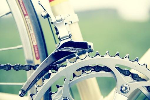 Road Bike, Gear, Vintage, Bottom Bracket