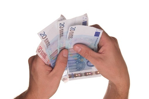 Euro, Money, Pay, Cash, Borrowing, Loan