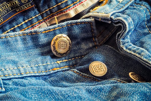 Jeans, Pants, Trouser Buttons, Clothing