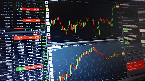 Chart, Trading, Courses, Forex, Analysis