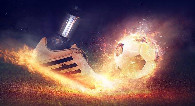 Football, Shoe, Football Boot, Sport