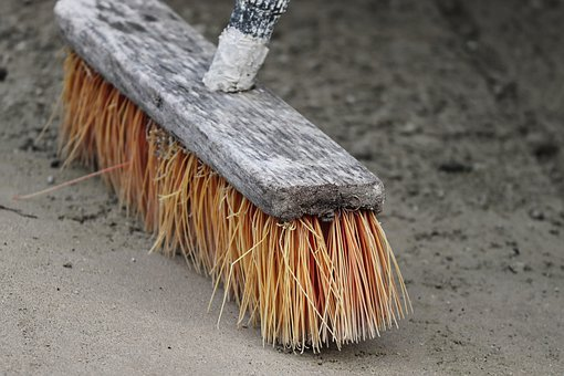 Broom, Bristles, House Broom, Site