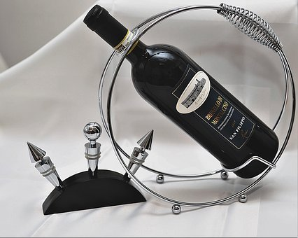 Wine Bottle, Bottle Holder, Closure