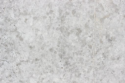 Concrete, Gray, Wall, Grunge